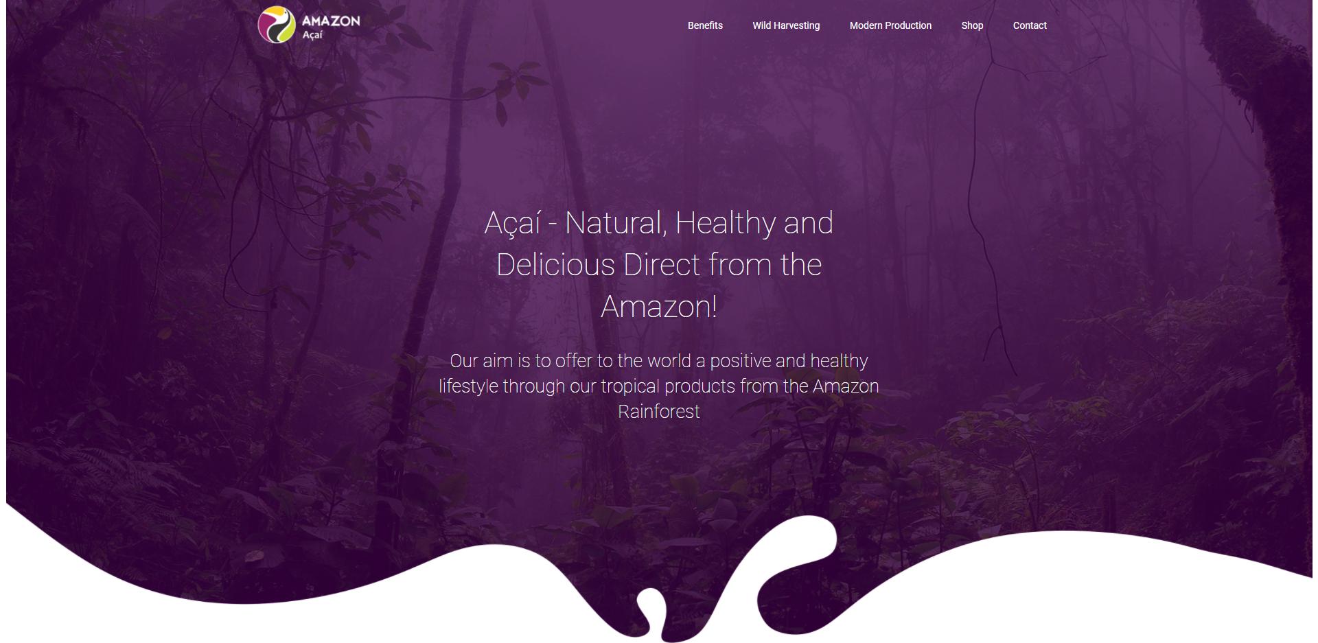Amazon Acai