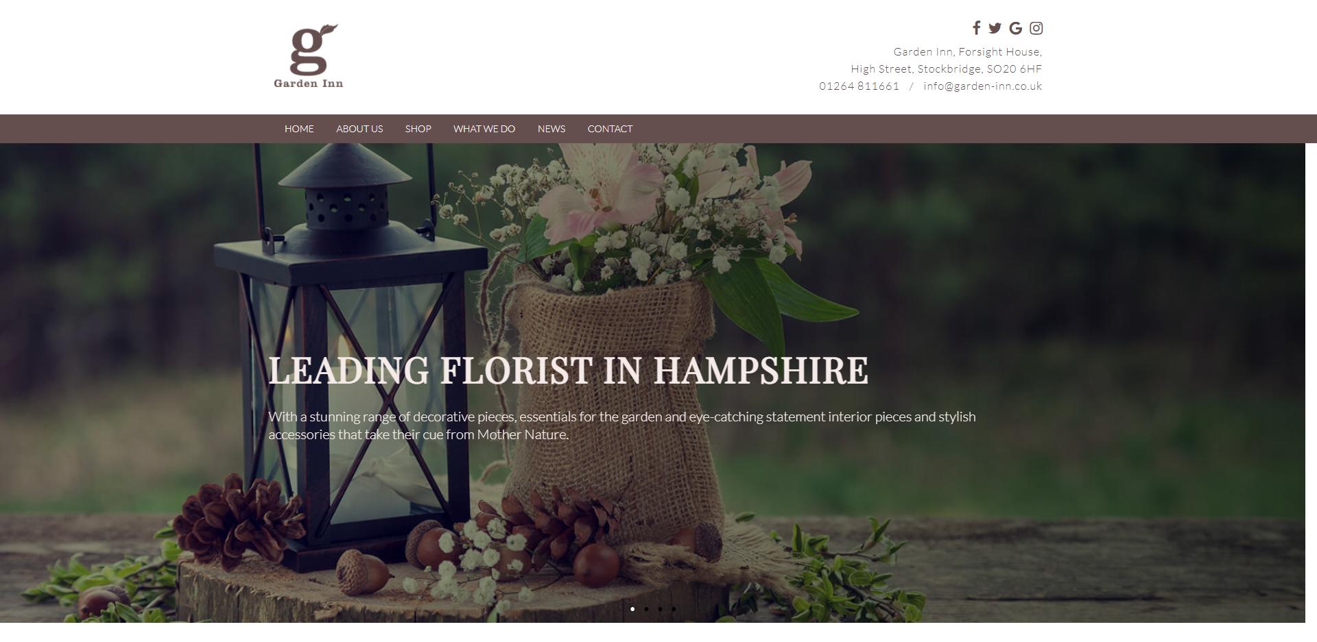 Garden Inn Florist