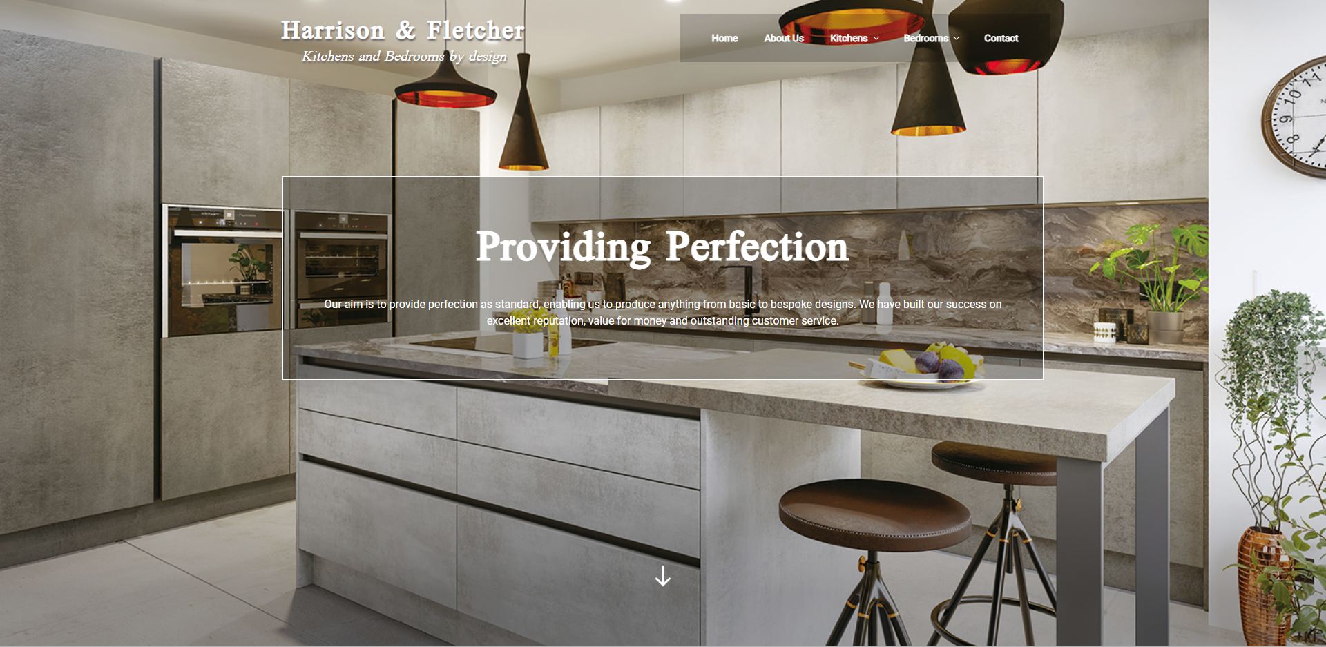Harrison Fletcher Kitchens & Bathrooms