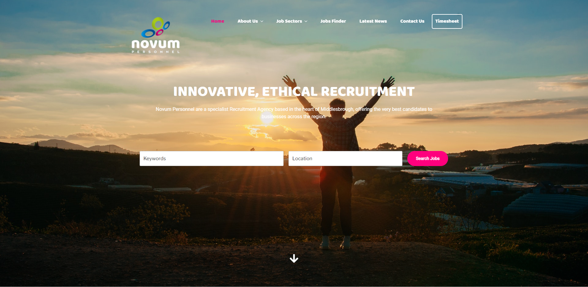 Novum Personnel Job Recruitment