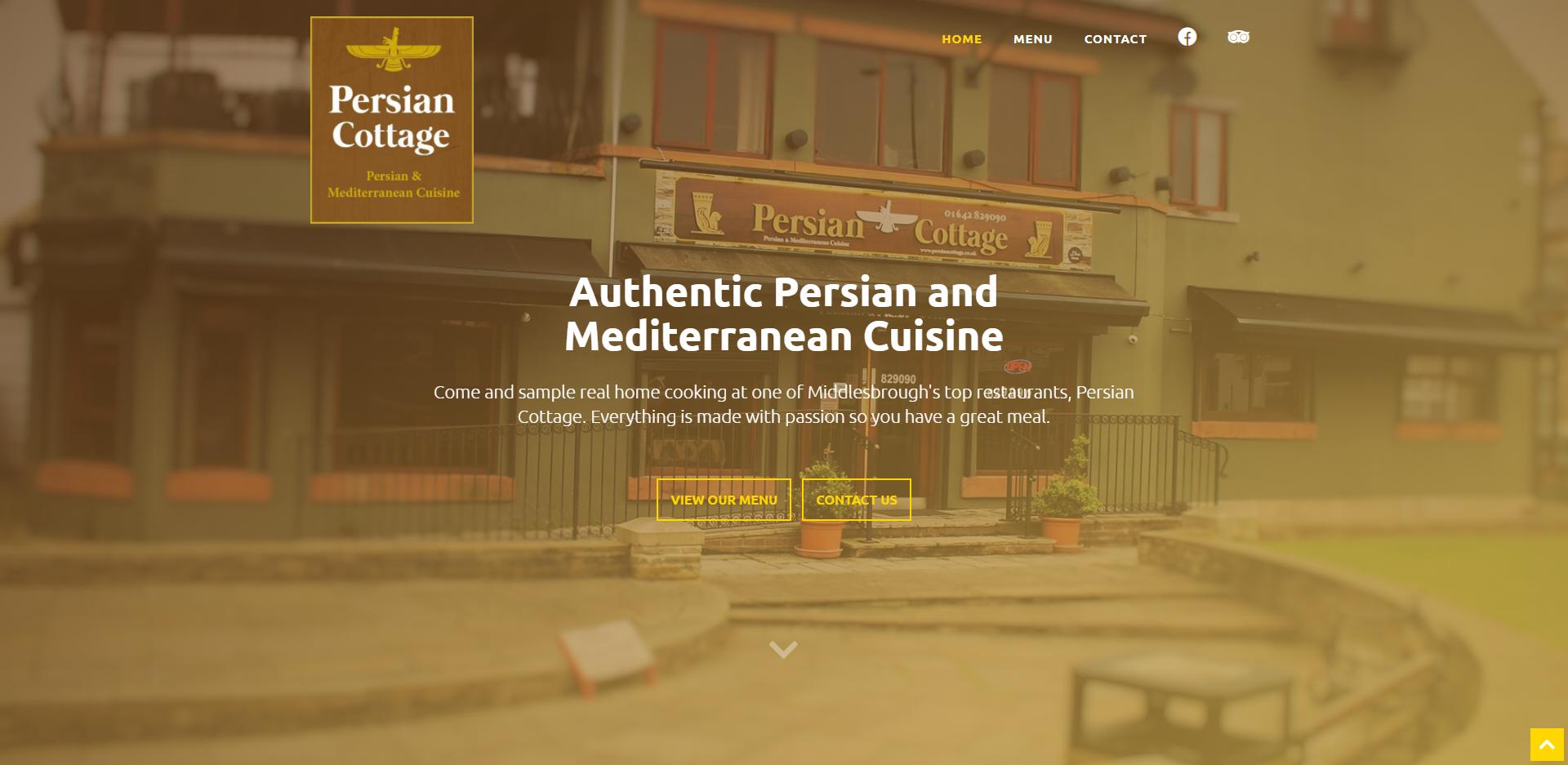Persian Cottage Mediterranean Cuisine